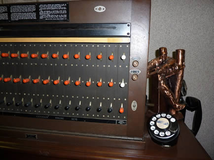 Telephone History Unit